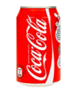Boissons : Coca-Cola  (33 cl)