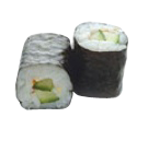 Makis : Cheese / Concombre