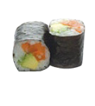 Makis : Saumon Avocat