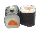 Makis : Saumon fumé Cheese