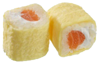 Egg : Saumon Cheese